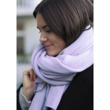 CASHMERE-SCHAL - Rose Melange