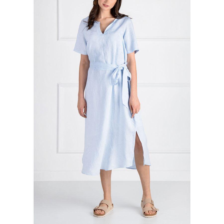 Leinen - Kleid