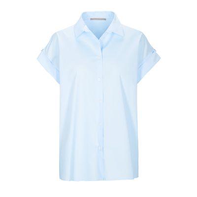 Stretch-Bluse