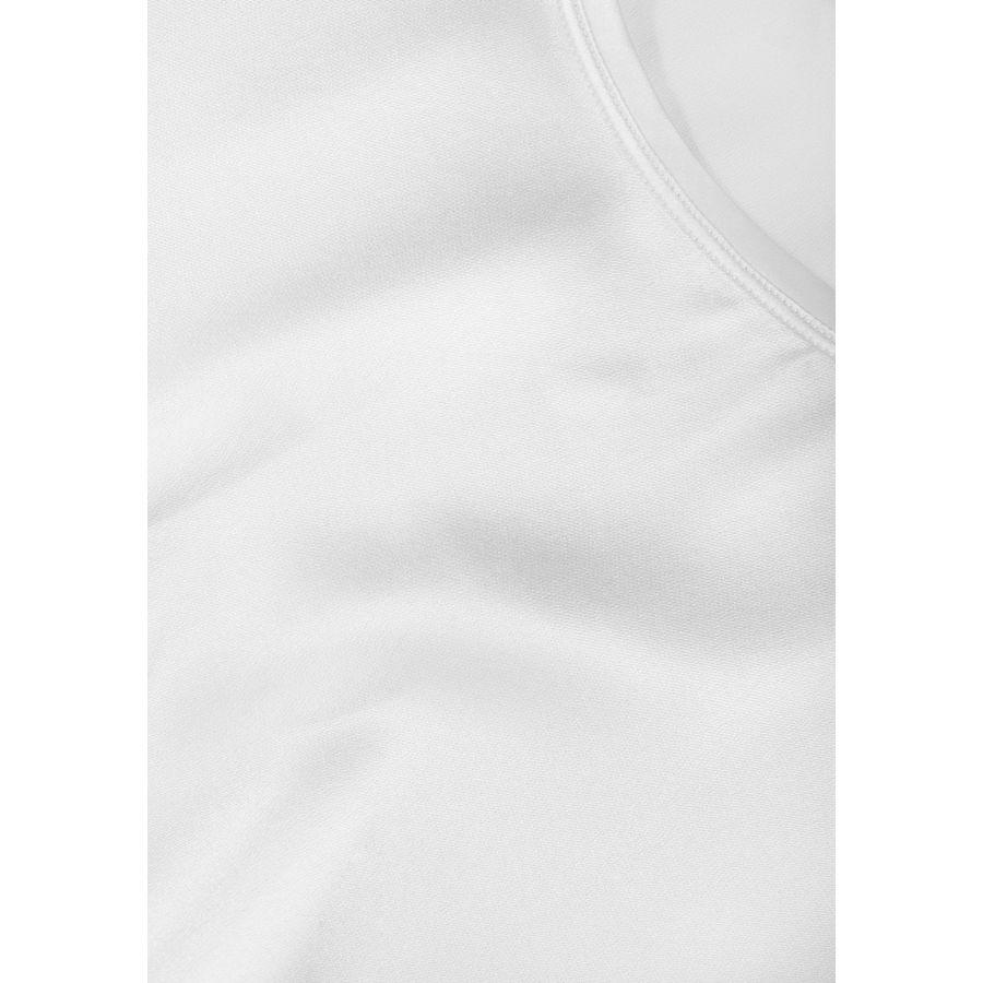 Satin Silk Shirt - Ivory