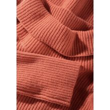 Rippstrick-Pullover