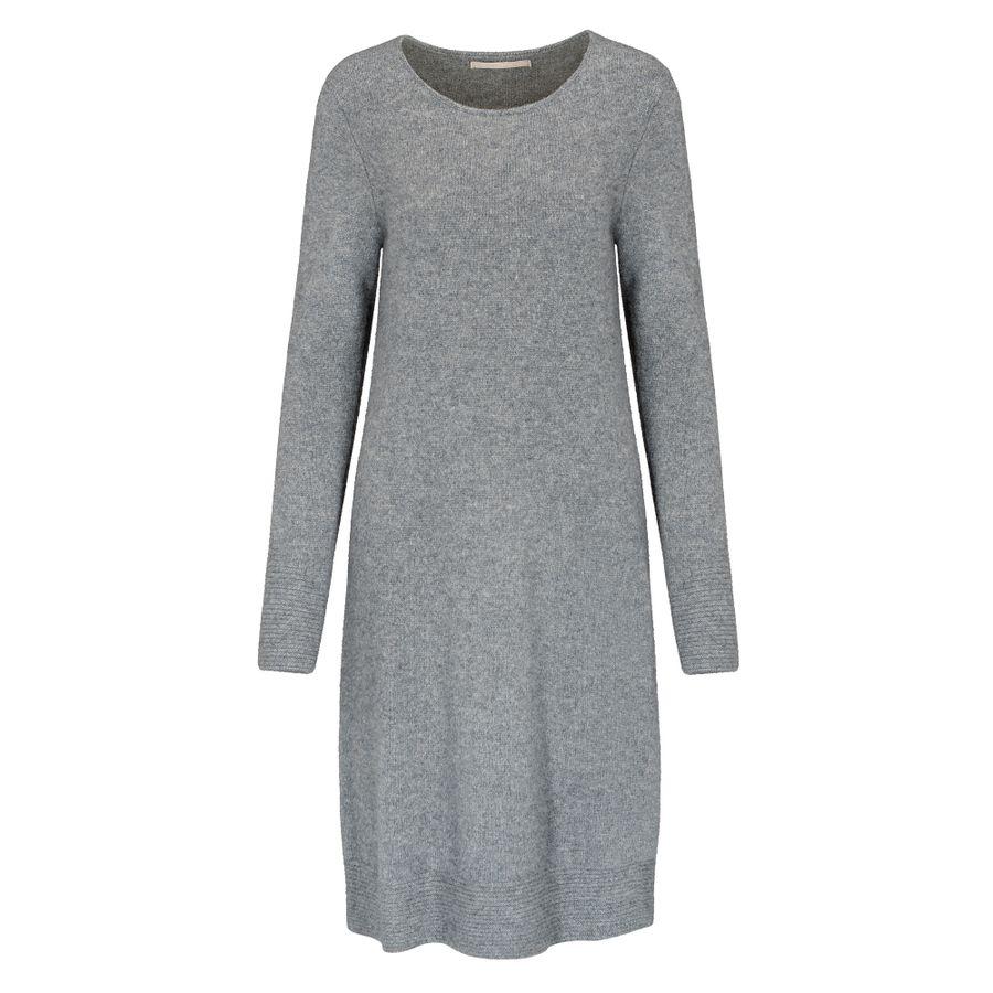 Kaschmir-Kleid - Flanell