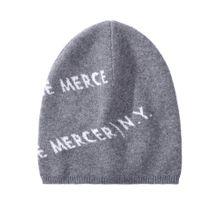 Mütze mit Label-Wording