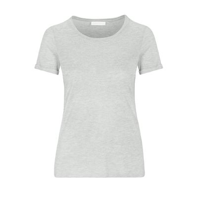T-Shirt mit Seitenschlitzen