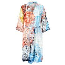 Kleid mit Printmuster