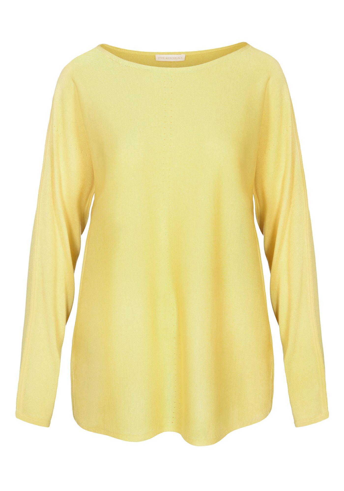 Pullover mit Lochmuster-Details
