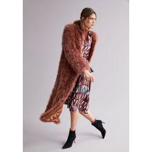Long Jacket Feather