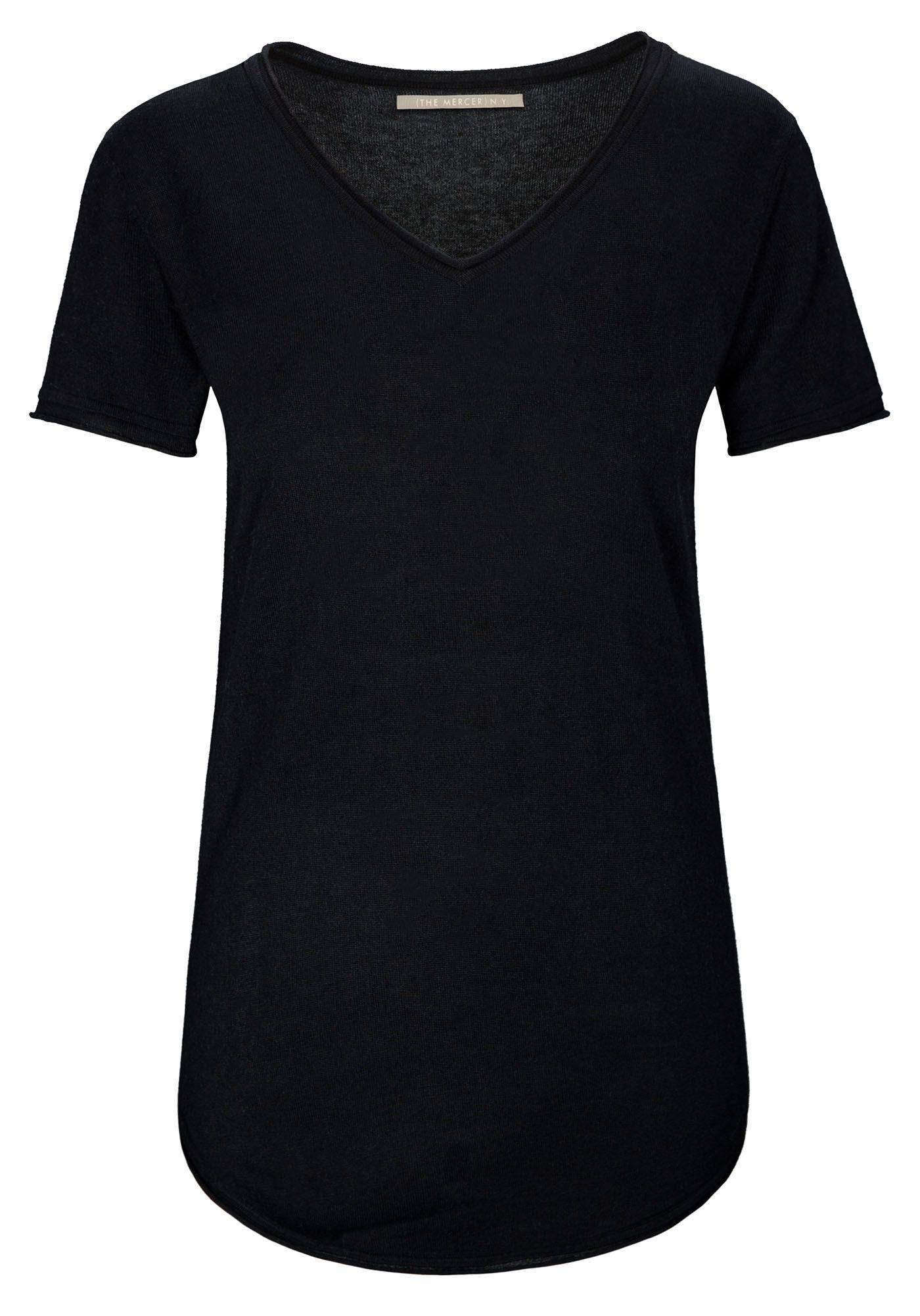 Bambus-V-Shirt