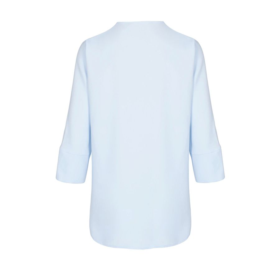 Tunika mit 3/4 Ärmeln - Bleu
