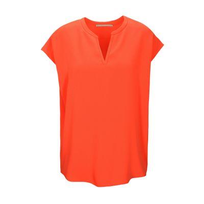 Oversized Shirt mit verlängerter Rückseite